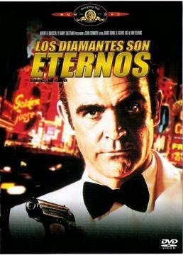 descargar 007 Los Diamantes son Eternos en Español Latino