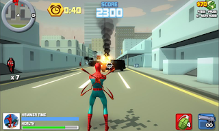 Spider Hero: Final War Mod