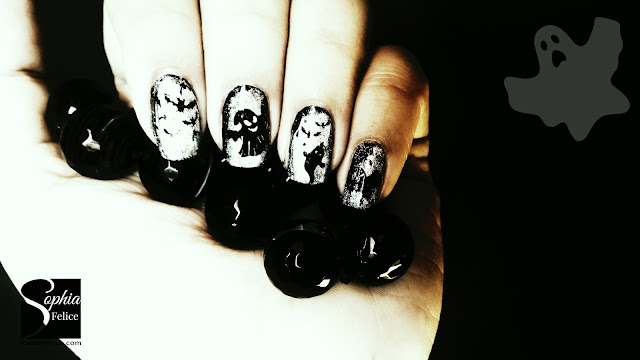 nail art halloween chic_04
