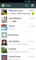 WhatsApp Messenger Android APK v2.11.432