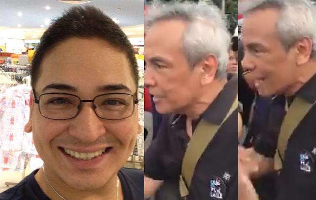 WATCH: Atty Bruce Rivera hinamon si Jim: Ako ang kalabanin mo, huwag kang pumatol ng bata!