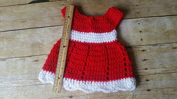 Crochet Cuties Outfits Patterns Crochet Baby Dress