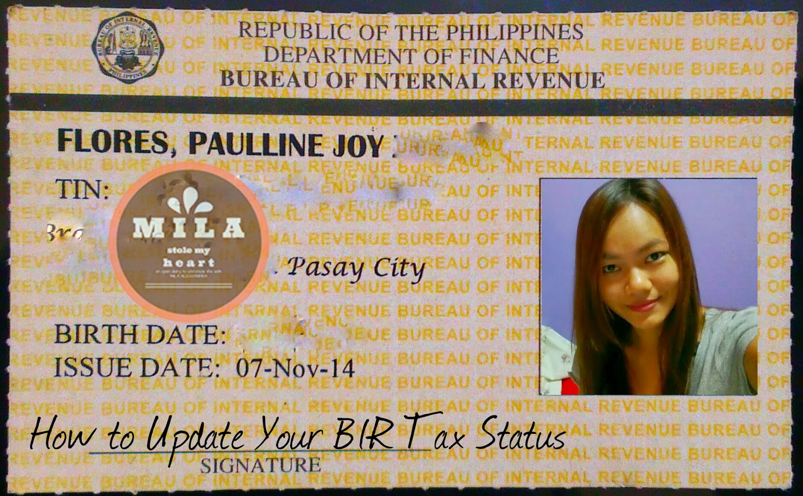BIR resumes online application for TIN | INQUIRER.net