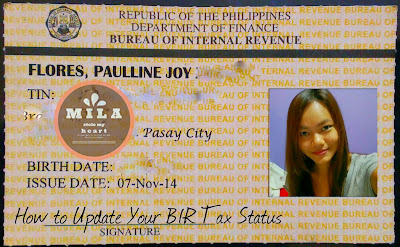 BIR TIN ID CARD