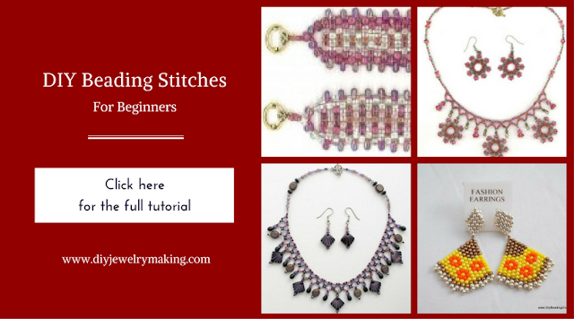 http://www.diyjewelrymaking.com/diy-beading-stitches-for-beginners/