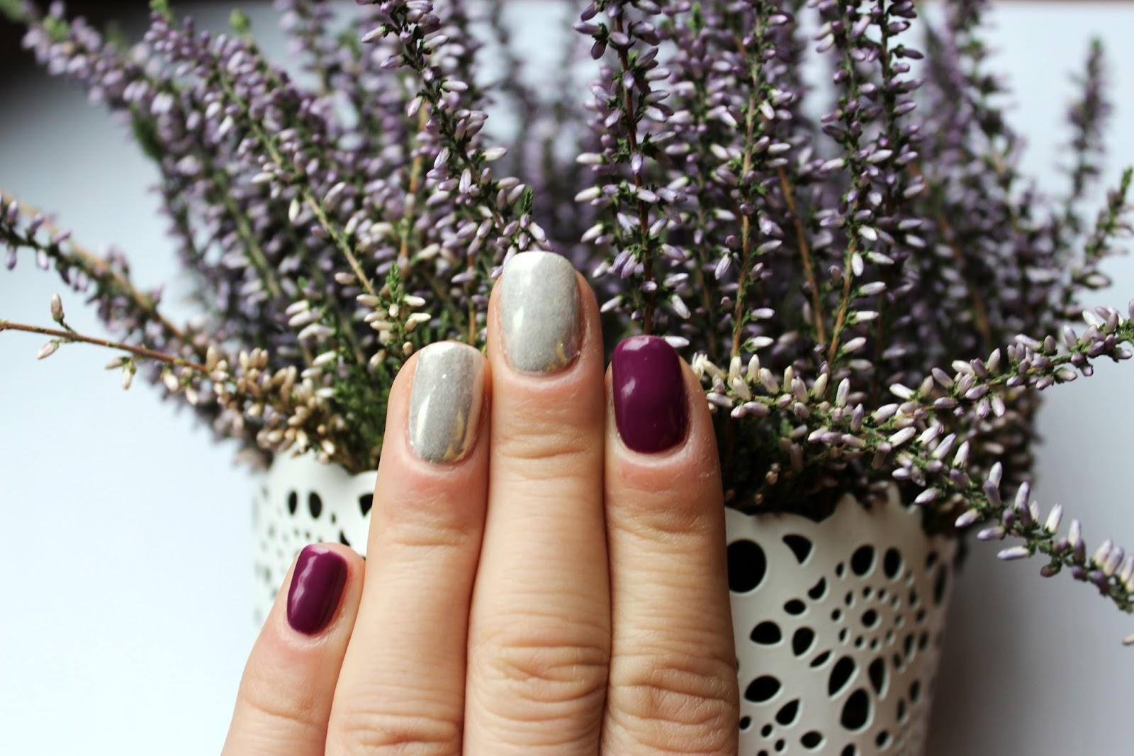 Xolczaa Propozycja Na Jesienny Manicure Hybrydowy
