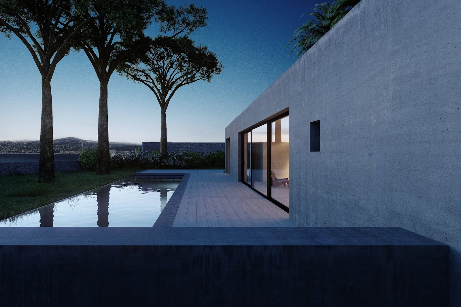 amm blog a minimalist escape in france by nicholas