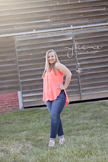 Senior Photography, Asheboro, NC Jessica K. Curry Photography