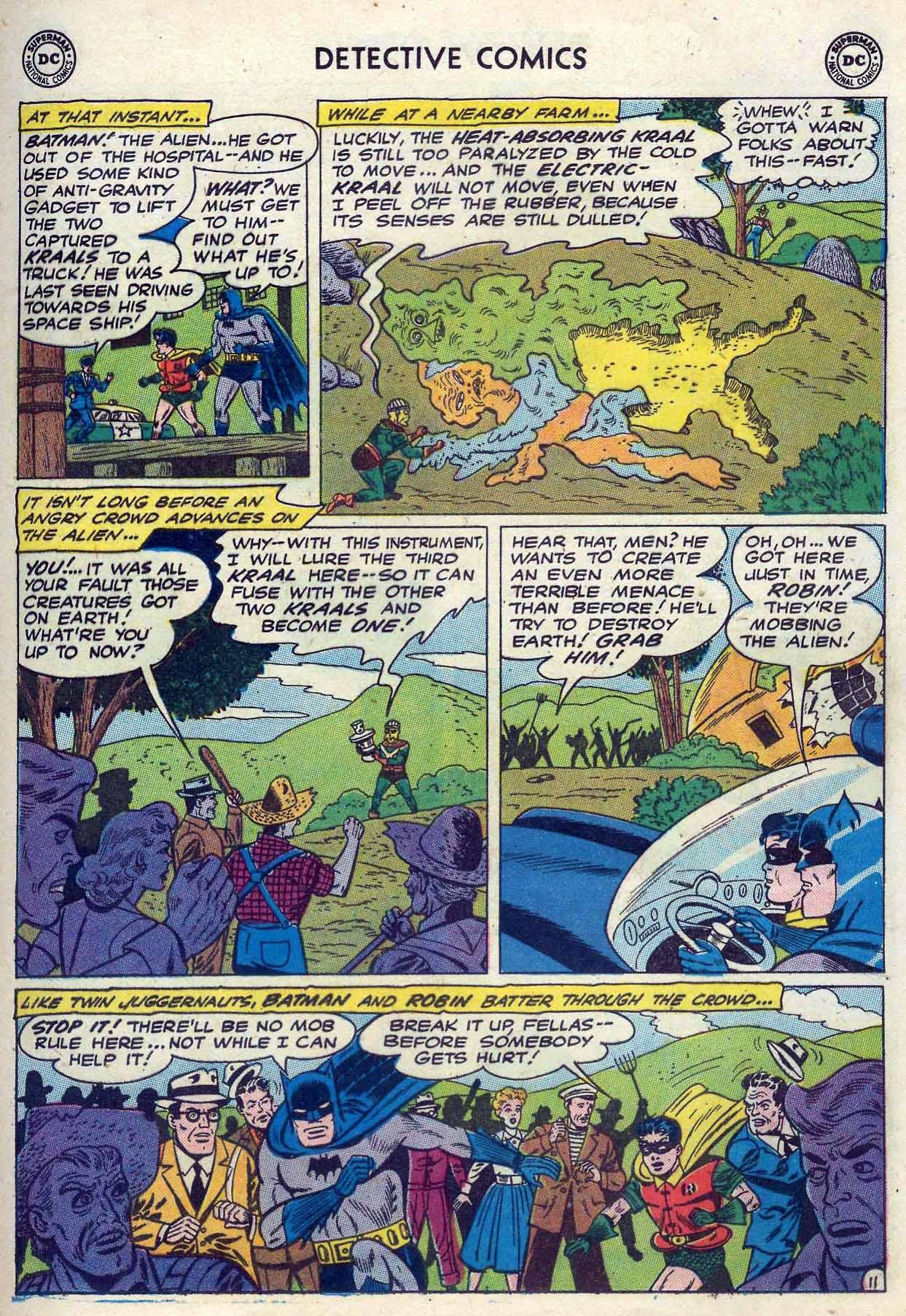 Detective Comics (1937) 277 Page 12