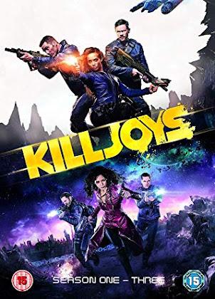 Killjoys – Agentes Espaciais – 1ª,2ª,3ª Temporada Torrent
