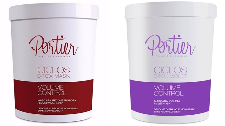 Botox Portier Ciclos: Alisa e trata