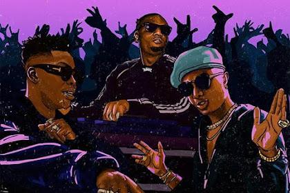 [Music] : Dj Tunez ft Wizkid x Reekado Banks - Turn Up