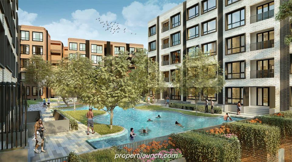 Apartemen Lloyd Alam Sutera Pool
