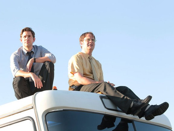 The Office - Season 9 Episode 04: Work Bus