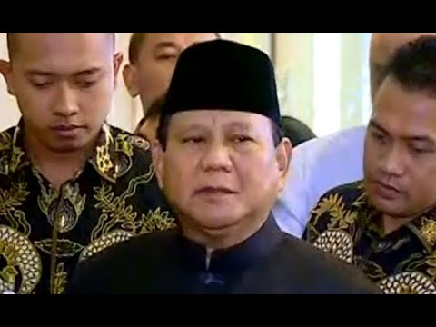 Prabowo Bantah Ucapan Mardani Ali Sera soal Program Naikkan Gaji Guru ke Rp 20 Juta: Uang dari Mana?