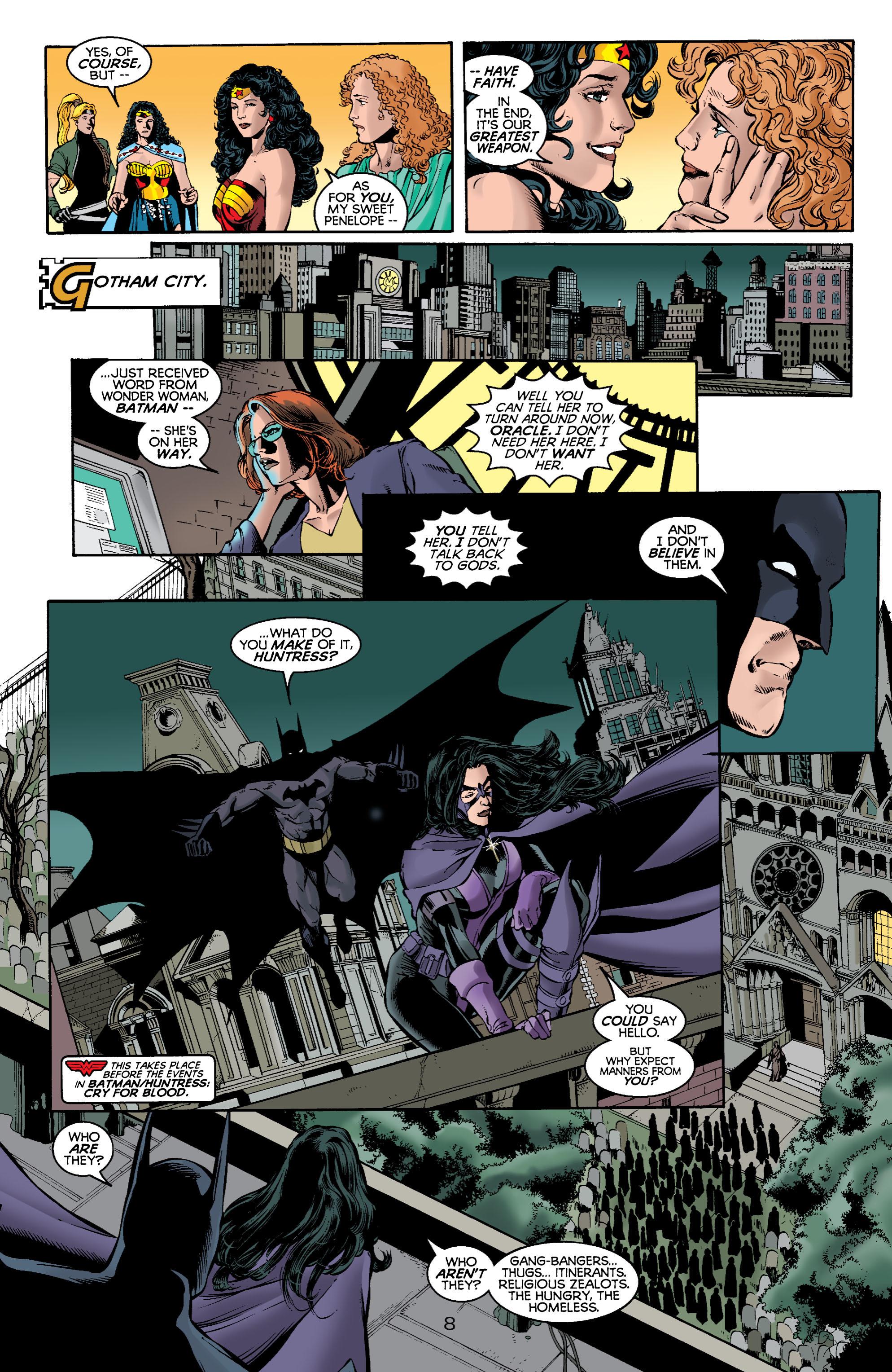 Read online Wonder Woman (1987) comic -  Issue #164 - 8