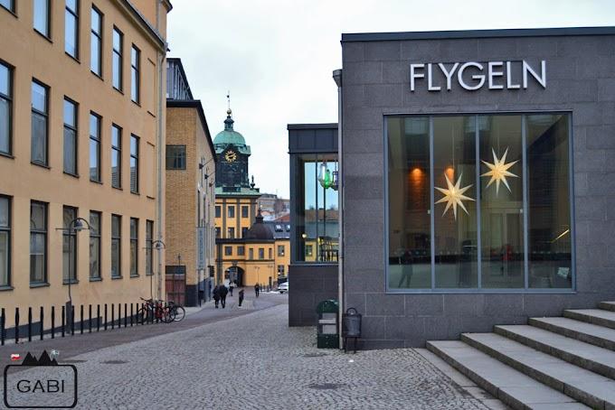 Festiwal światła w Norrköpingu