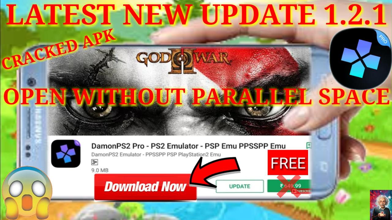 Damon Ps2 Pro Cracked Apk