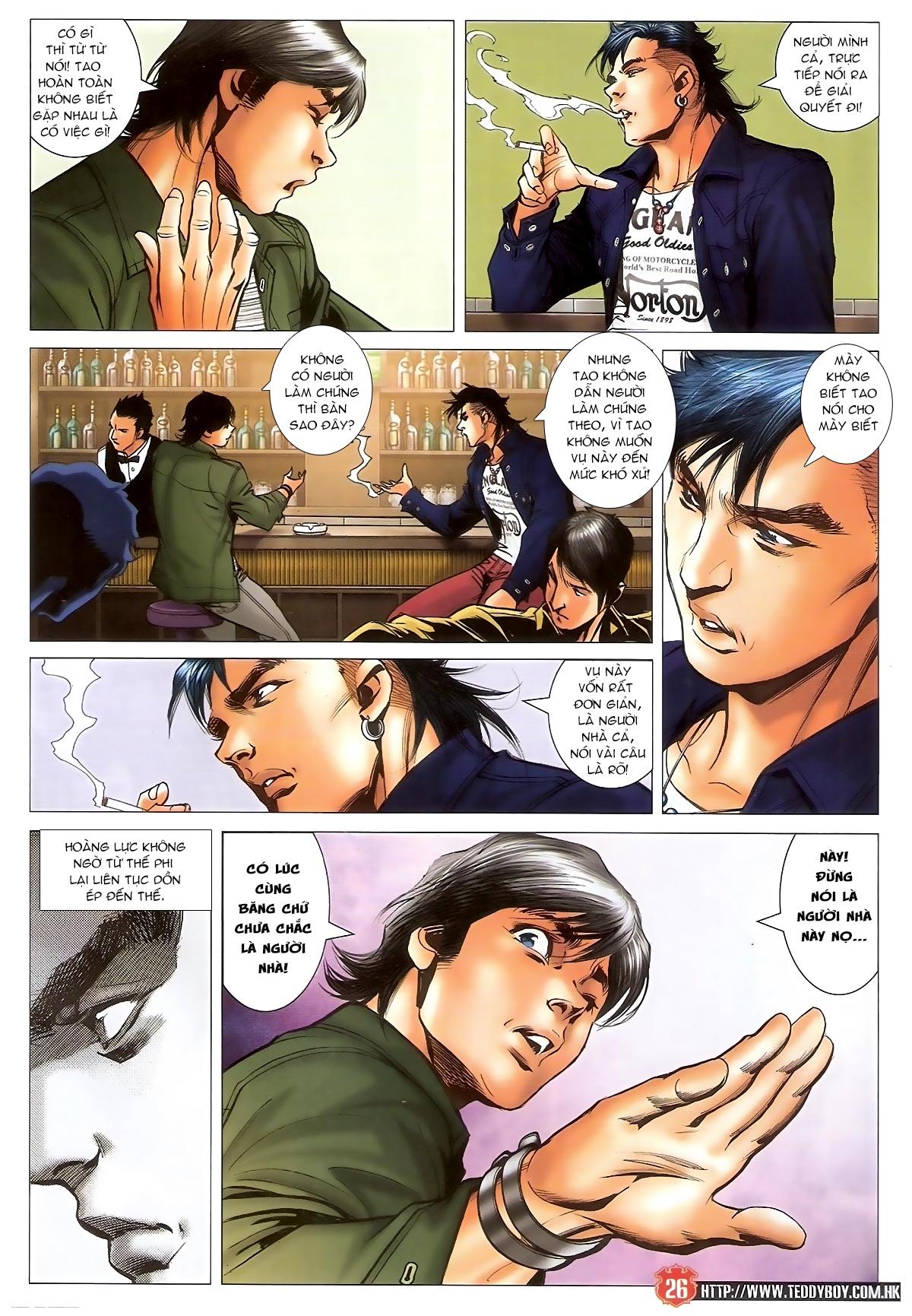 Người Trong Giang Hồ - Chapter 1557: Ngạnh Hán - Pic 25