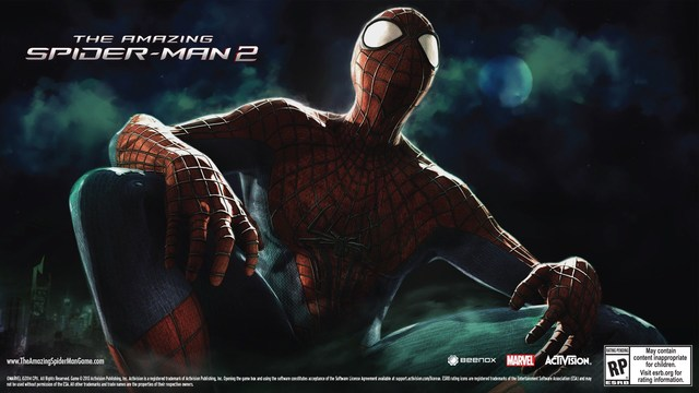 THE AMAZING SPIDER MAN 2 BUNDLE-PLAZA