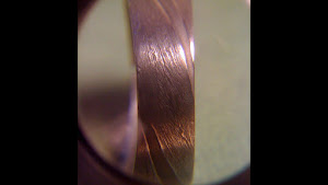 外国人が日本の伝統技術である木目金の指輪を作ってみた