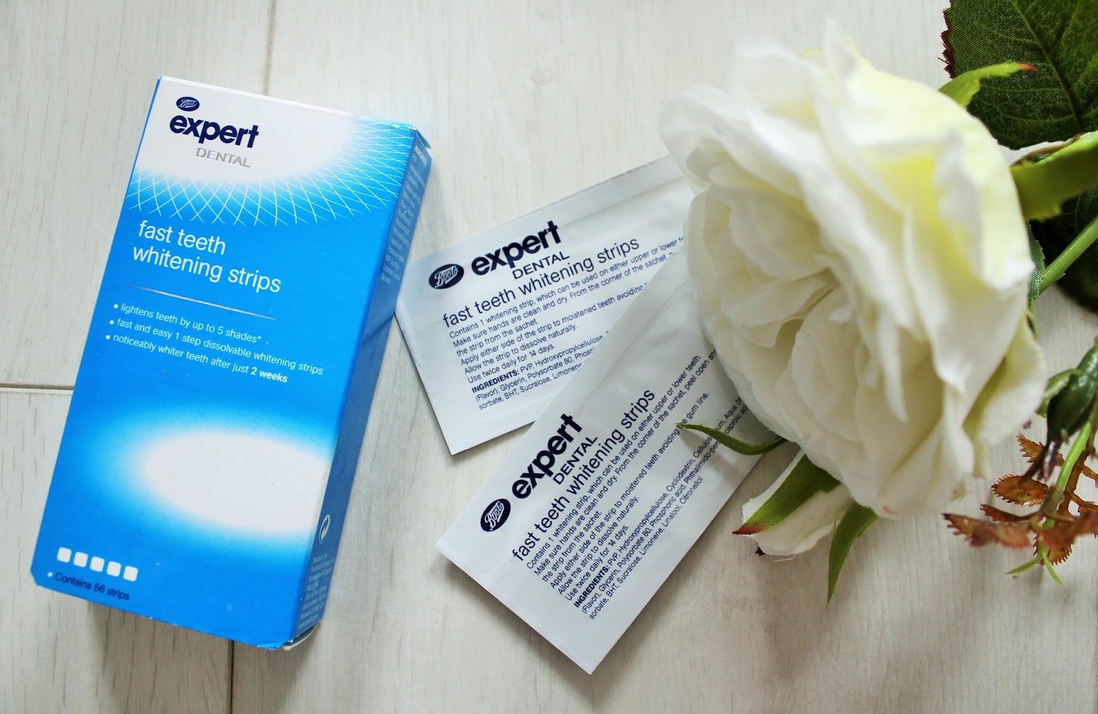 Budget Friendly Tips For A Whiter Smile - 3 - Boots Expert Teeth Whitening Strips