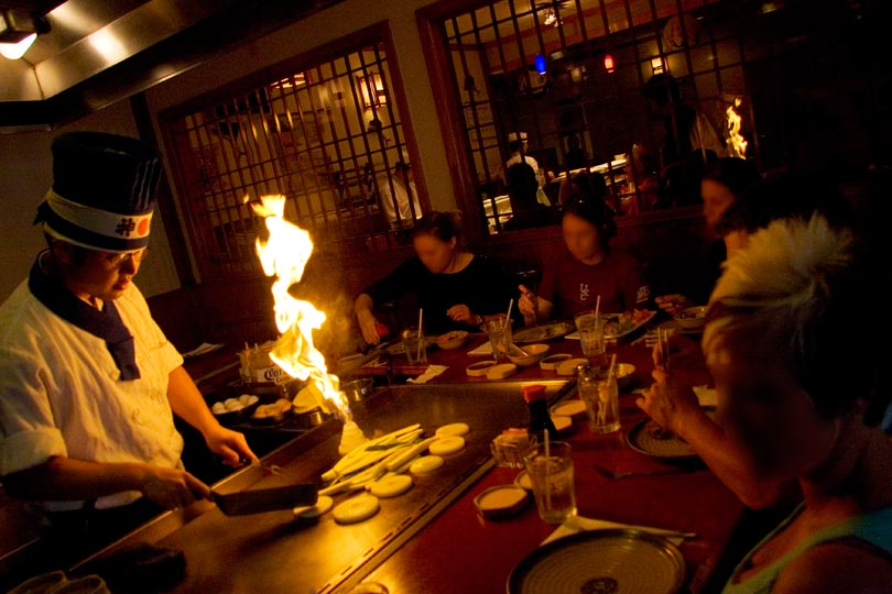 Best Hibachi Restaurant Nyc
