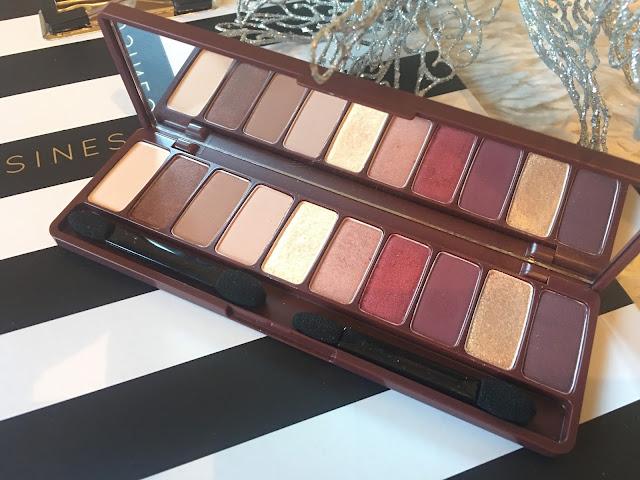 (K-Beauty) La #WINE PARTY : La palette parfaite pour un look automnal selon Etude House!