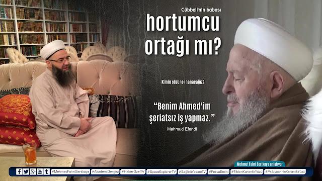 Cübbeli Ahmed Hoca, ismailağa cemaati, Mehmet Fahri Sertkaya, gerçek yüzü, gizlenen gerçekler, video, akademi dergisi,