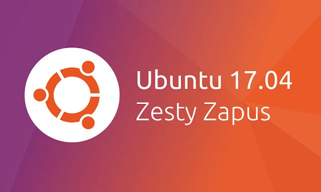 Ubuntu 17.10 Zesty Zapus