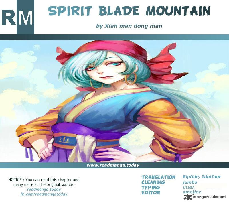 Spirit Blade Mountain