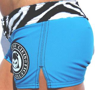 Swimwear board shorts for women boardies