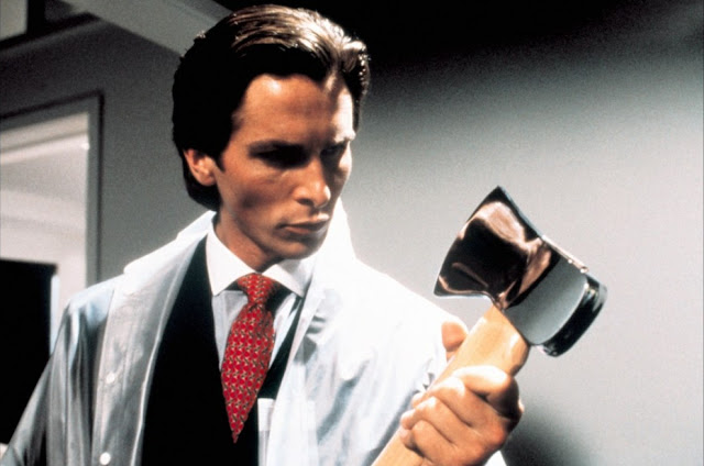 Women in Horror American Psycho