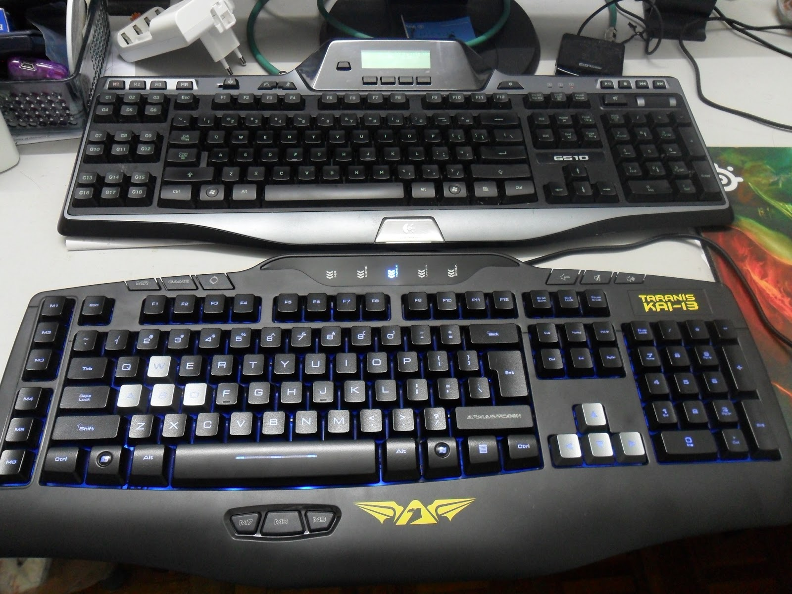 Unboxing & Review: Armaggeddon Taranis Kai-13 Gaming Keyboard 62
