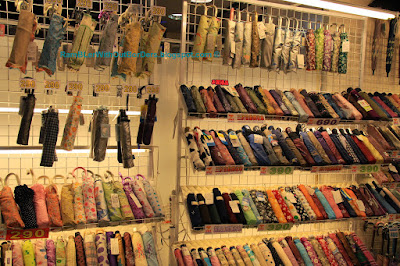 Umbrella shop, Shilin Night Market, Taipei, Taiwan