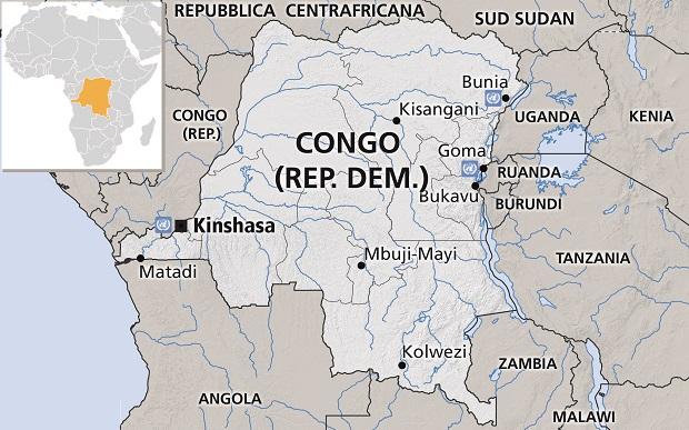 Riassunto: Repubblica Democratica del Congo • Scuolissima.com