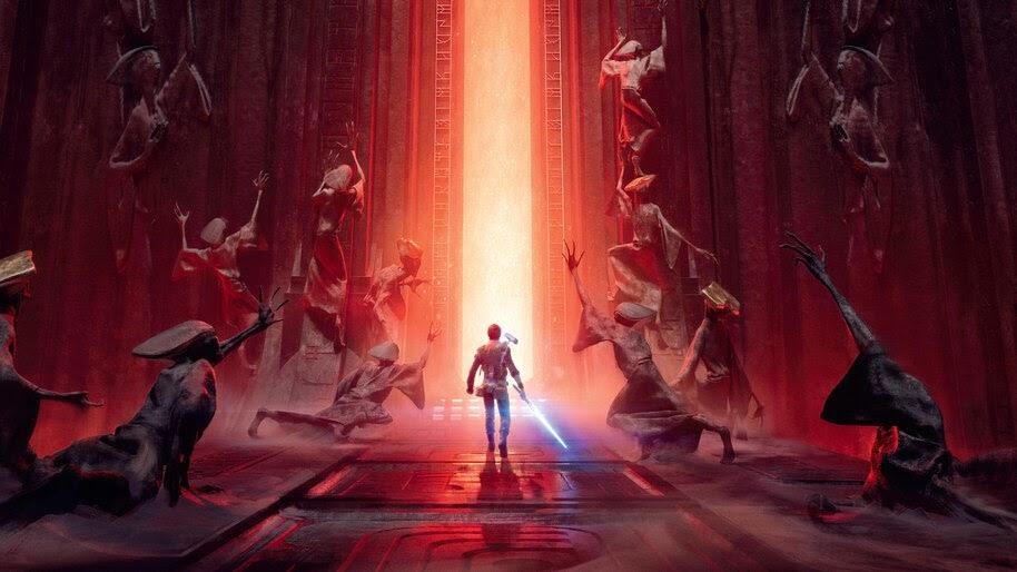 Star Wars Jedi: Fallen Order, Poster, 4K, #7.34 Wallpaper