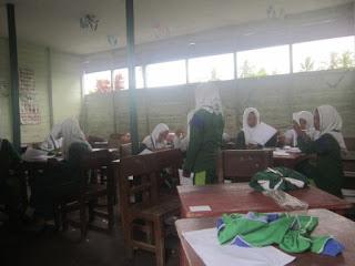Panitia Pelaksana Class Meeting MI Al Raudlah Semester 1 Tahun Pelajaran 2016/2017