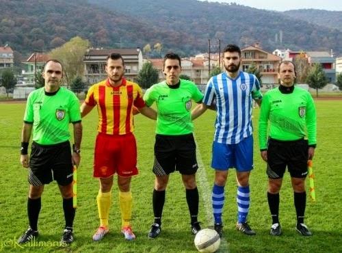 ΑΓΣ Καστοριά:Συγχαρητήρια για τη διαιτησία