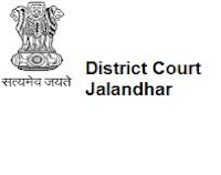 Jalandhar District court Recruitment 2016 For 27 Various Posts