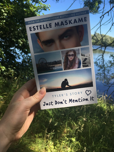 BOOK REVIEW - JUST DON'T MENTION IT | TeenBookHoots