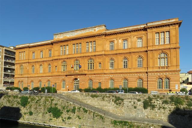 Antonio Benci elementary school, Scali degli Olandesi, Livorno