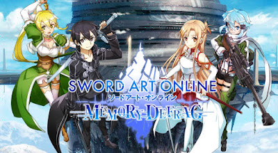 Download Game Android Gratis Sword Art Online: Memory Defrag apk