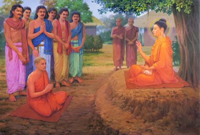 120. Kinh Hành sanh - Kinh Trung Bộ - Đạo Phật Nguyên Thủy