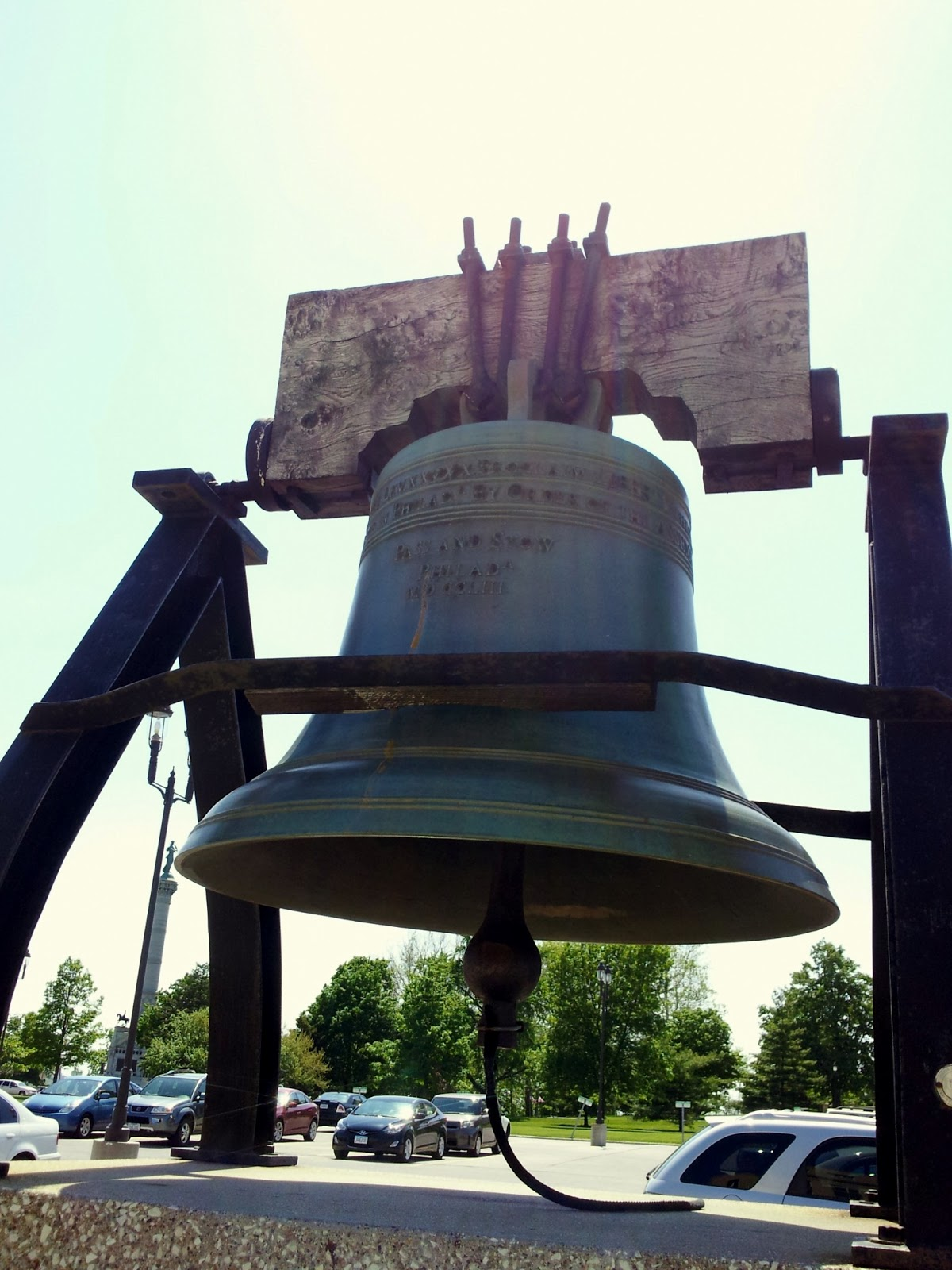 History And Culture By Bicycle Liberty Bell