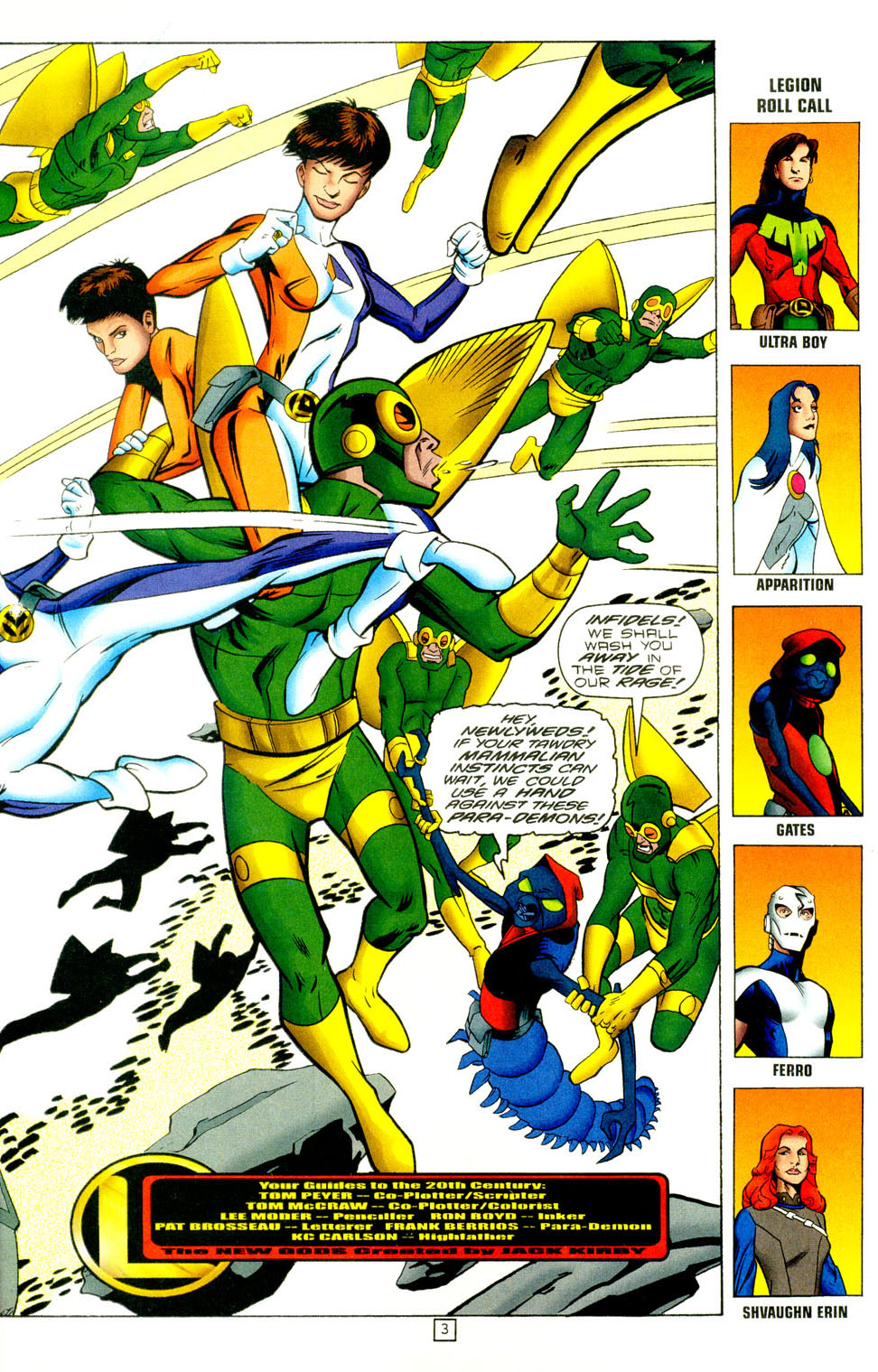 Legion of Super-Heroes (1989) 97 Page 23