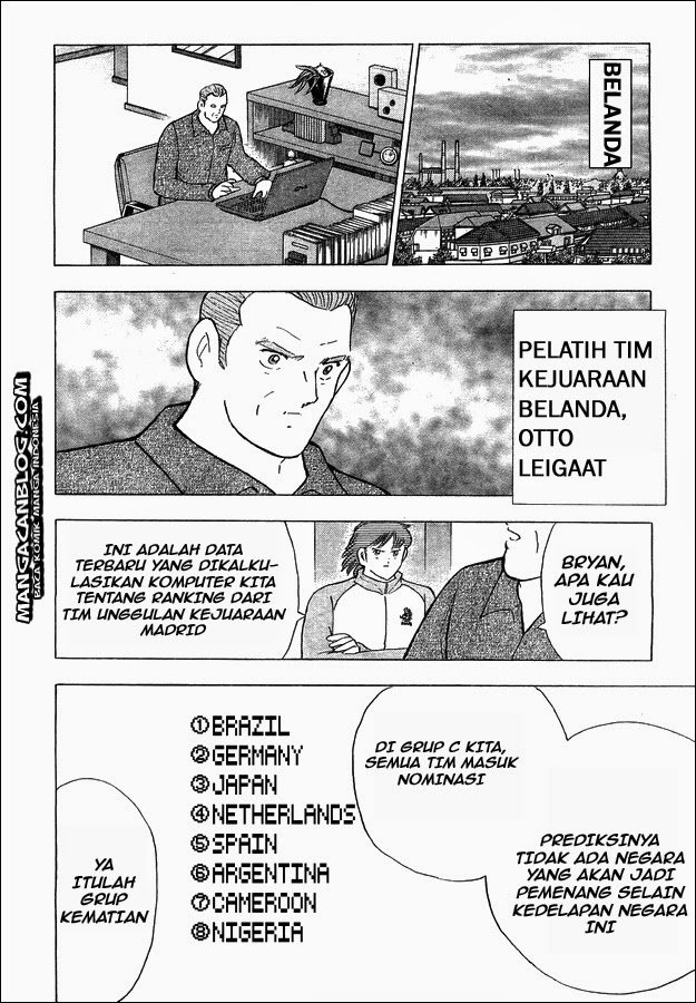 Captain Tsubasa – Rising Sun Chapter 09-22