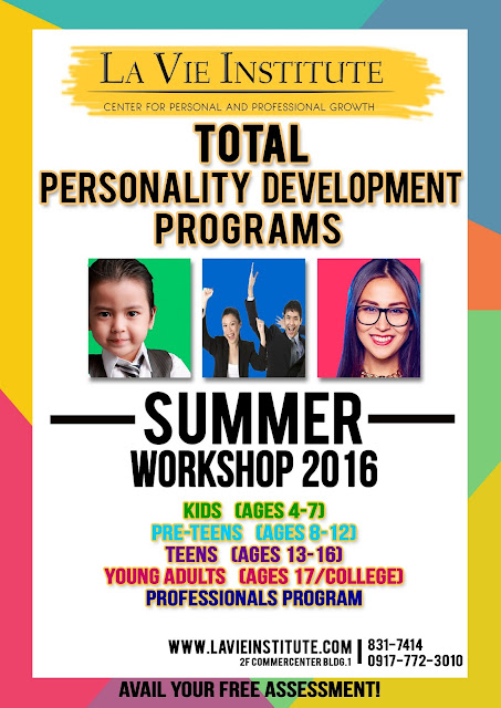 2016 Summer Workshops and Sports Clinics for Kids in Metro Manila