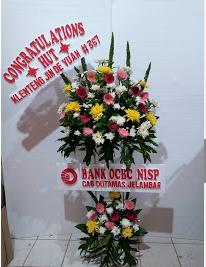 Toko Karangan Bunga Murah di Kamal