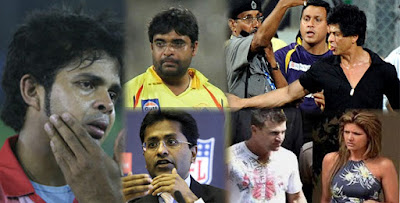 Controversies in IPL| Top 10 IPL Controversies Match Fixing